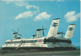 Hovercraft On Land  Estel 63 Rue De La Mare BLOIS (L&C)  Front & Back Shown - Aviation