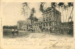 AK Colombo කොළ# 13;  கொழ 09;ம்ப& #3009; 1901 Galle Face Hotel - Sri Lanka (Ceylon)