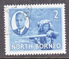 North Borneo  245    (o) - North Borneo (...-1963)