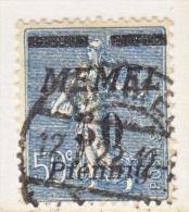 MEMEL  59   (o) - Memel (1920-1924)