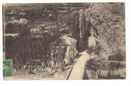 Cpa Du 04- COLMARS Les Alpes -Villa ROUX - Andere Gemeenten