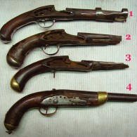 FOND DE TIROIR - Armes Neutralisées