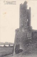 22860 ANCENIS ANCENIS - La Tour Du Bernardeau  - 65 Chapeau (cpa Verticale ) - Ancenis