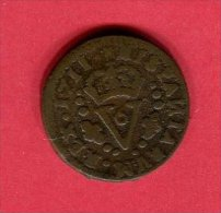PHILIPPE V 1711  TB 9 - Espagne