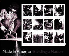 USA 2013 Made In América / Construire Une Nation - Neufs