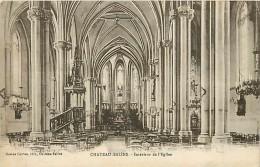 Fev14 113: Château-Salins  -  Intérieur église - Chateau Salins