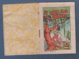 EL LAGO DEL DIABLO - TRESORO DE CIENTOS BRUGUERA SERIE 2 NUMERO 5 - 16 PAGES - 8.4 X 6 Cm - Libros Infantiles Y Juveniles