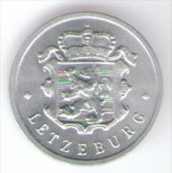 LUSSEMBURGO 25 CENTIMES 1972 - Lussemburgo