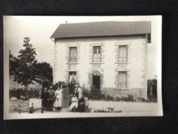 Cpa  Famille De  De Correze  ( Gourdon Murat) - France
