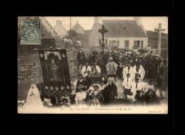 29 - ILE-DE-BATZ - Procession - Ile-de-Batz