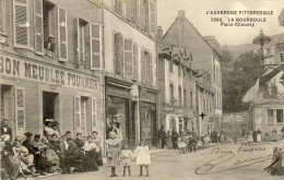 CPA  - 63 - LA BOURBOULE - Place Choussy - 723 - La Bourboule