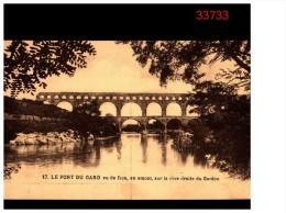 Le Pont Du Gard  La Route - Autres Communes
