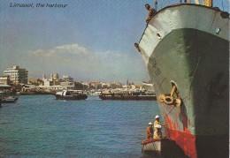 Limassol  -  The Harbour - Port - Hafen.  B-3067 - Cyprus