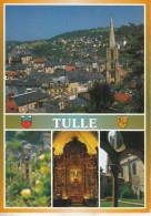 TULLE  (19) Vue Générale, Maisons Renaissance - Tulle