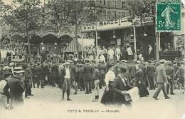92 - Fete De Neuilly - Marseille - Neuilly Sur Seine