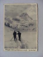 """Cartolina """"Il Breuil Ed Il Cervino"""" 1934-1935 - Italy"""