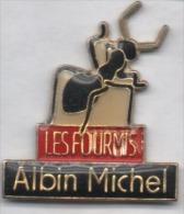 Média Livre , éditeur , Albin Michel , Les Fourmis - Medien