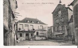 SAINT PROJET ( T ET G)   277  PLACE DE LA MAIRIE - Autres Communes