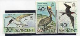 Serie 361/63  Pajaros Saint Vicent - Birds