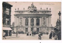 18186 Lille Le Nouveau Theatre - Lille