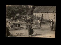 29 - BEG MEIL - Battage Du Blé - Agriculture - Beg Meil