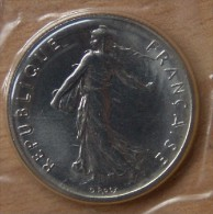 1/2 Franc Semeuse 1980 FDC - G. 50 Centimes