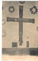 POSTAL   LA LLAGONNE  -LE CAPCIR-  PIR.ORIENT.-  CRISTO VESTIDO-ESCULTURA EN MADERA  S.XII - Prades