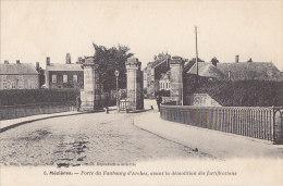 Mézières 08 - Fortifications - Porte Faubourg D'Arches - Charleville