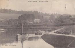 Charleville 08 - Remorqueur Péniche Moulin Godard - Charleville