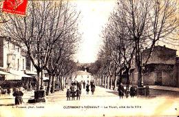 34 / CLERMONT L HERAULT / LE TIVOLI / COTE DE LA VILLE - Clermont L'Hérault