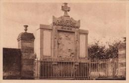 44 - Notre Dame De Grâce - Le Monument Aux Morts - France