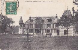 22892 Saint-Benoît- Hébertot St- Domaine Trianon - -cliché Ozange Barbier - Cheval