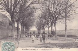 22893 SAINT BENOIT DU SAULT Les Promenades - Librairie Paraud -