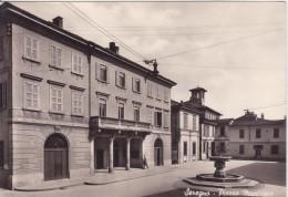 Seregno - Piazza Municipio - Monza