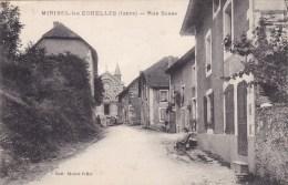 MIRIBEL-les-ECHELLES : Rue Basse - Andere Gemeenten