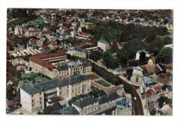 EN AVION AU DESSUS-DE... ORSAY ( Seine-et-Oise ) - Vue Générale - Orsay