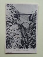Pont Du Villars De La Croix 1902 - France