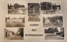 AUSTRIA - Kurort Bad Tatzmannsdorf 1957 - Oberwart