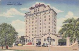 Florida Haines City Hotel Polk Curteich
