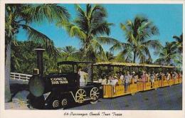 Florida Key West 64-Passenger Conch Tour Train Curteich