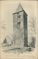 13 TARASCON / Ancienne Eglise, Clocher / - Tarascon