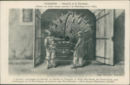 13 TARASCON / Tartarin Et La Tarasque / - Tarascon