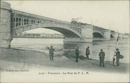 13 TARASCON / Pont Du P.L.M / - Tarascon