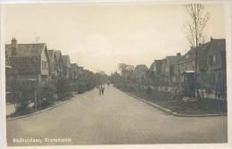 Krommenie, Badhuislaan  (originele Fotokaart Uit 1939) - Krommenie