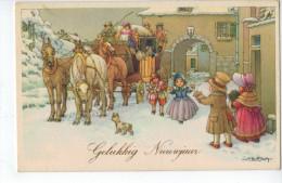 Gelukkig Nieuwjaar - Bertiglia, A.