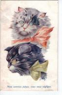 Les Chats : Nous Sommes Jaloux , Vous Nous Négligez - Wuyts