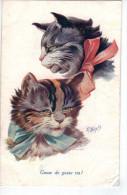 Les Chats : Gosse De Gosse Va! - Wuyts