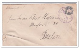 Nicaragua 10 Centavos Prepayed Envelope 1895 - Nicaragua