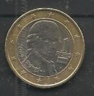 1.00 Euro 2009 - Austria