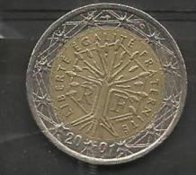 2.00 Euro 2001 - France